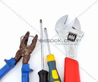 old Tool set
