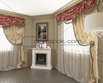modern classic interior
