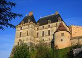 Chateau de Biron (Dordogne, France)