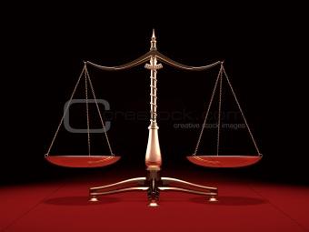 Brass Weight Scales