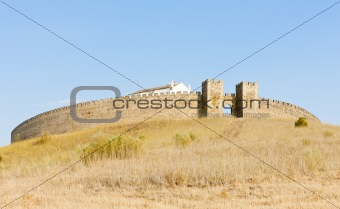 Arraiolos Castle, Alentejo, Portugal
