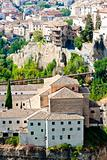 hanging houses, Cuenca, Castile-La Mancha, Spain
