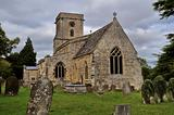 Lower Heyford church