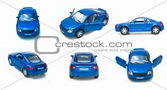 Six model of car