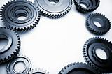 Steel gears