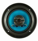 Blue loudspeaker