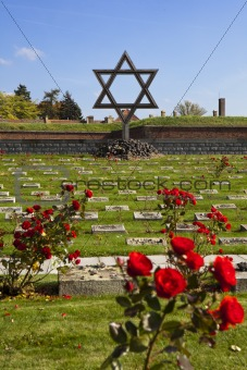 Jewish Memorial At Terezin