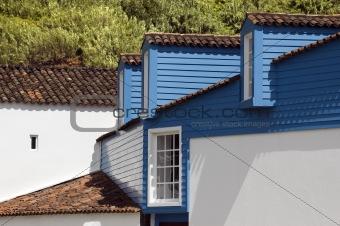 Blue lofts