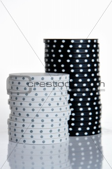 Poker stacks