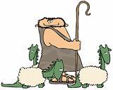 Caveman Shepherd