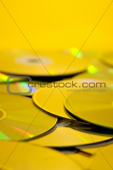 Pile of cds II