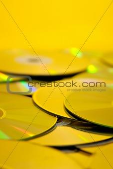 Pile of cds II