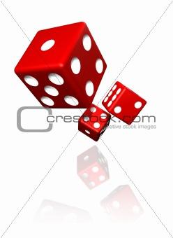 crap game dices