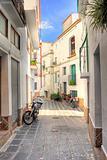 Spanish village