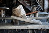 Old Woodworkers Vise