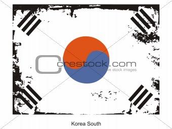 Flag of South-Korea