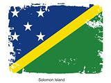 Solomon Islands Flag