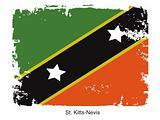 St Kitts-Nevis flag