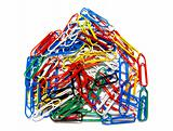 Paperclip House
