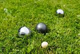 Bocce Balls