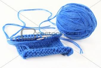 knitting sample