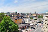 Stockholm. Area Sodermalmstorg