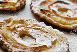 Apple Pies Close-Up