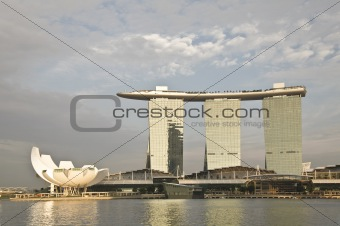 Singapore new cityscape