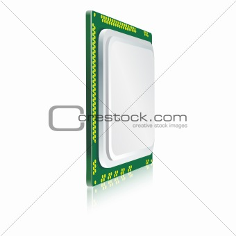 Modern processor with reflection.