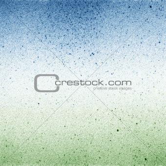 splatted background