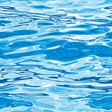 Seamless Water Surface Pattern