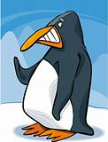 funny penguin