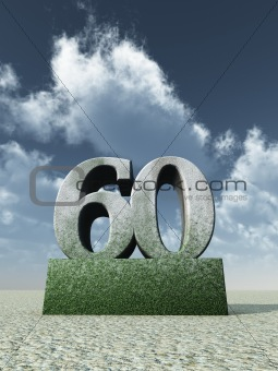 sixty monument