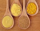 Mustard Selection