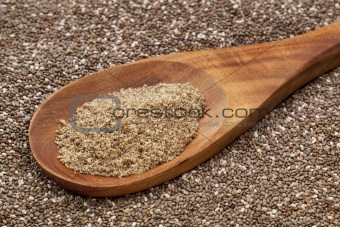 ground chia seeds