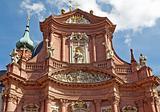 New Minster, Wuerzburg, Germany