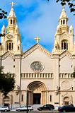 Saints Peter and Paul Church in San Francisco, United States