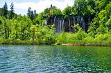 Paradise in Plitvice Lakes National Park, Croatia