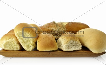 Fresh Bread Assortment