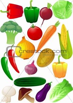 Vegetabes