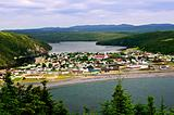 Town of Placentia in Newfoundland