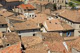 Roofs of Viviers