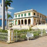 Museo Romántico, Plaza Mayor, Trinidad, Cuba