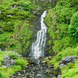 Assarancagh Waterfall, County Donegal, Ireland