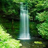 Glencar Waterfall, County Leitrim, Ireland