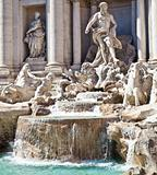 Fontana di Trevi - Rome, italy