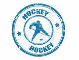 Hockey stamp