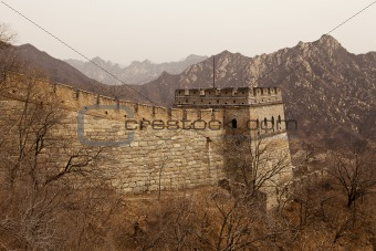 Great Wall of China Guardtower