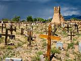 Historic Taos Cemetery