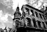 Ruins of Dresden.